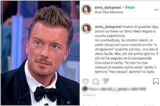 Simone Bolognesi abbandona Uomini e Donne