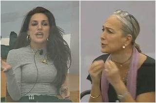 Lite ad Amici, Alessandra Celentano caccia Elena D'Amario dalla sala