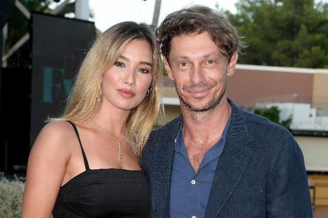Giorgio Pasotti con la fidanzata Claudia Tosoni