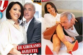 Nunzia De Girolamo porta Massimo Giletti come primo ospite di Ciao Maschio su Rai1