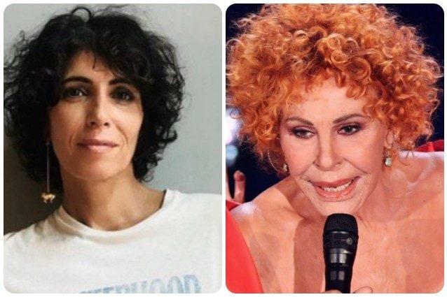 Giorgia e Ornella Vanoni ospiti a Sanremo