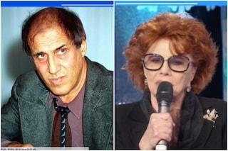 """Domenica In, Adriano Celentano a Giovanna Ralli: """"Colpito dalla tua bellezza"""""""