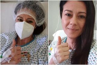 Giusy Versace in ospedale, l'atleta si è sottoposta a un intervento alla gamba
