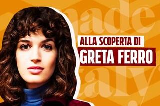 """Made in Italy, Greta Ferro: """"Giorgio Armani ha cambiato la vita a me e a Irene"""""""