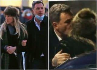 Guenda Goria abbraccia Filippo Nardi, espulso dal GF Vip per le frasi su Maria Teresa Ruta