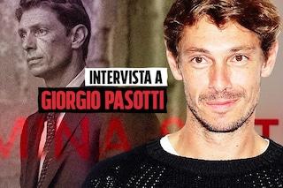 """Mina Settembre, Giorgio Pasotti: """"Serena Rossi si era fatta un'idea sbagliata di me"""""""