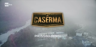 Al via La Caserma, il reality che fa rivivere il servizio militare