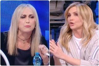 """Lorella Cuccarini contro Alessandra Celentano: """"È bullismo, da domani con Rosa in sala torno io"""""""