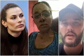 """Il fratello di Dayane Mello attacca la madre: """"Basta bugie, abbandonati quando avevamo fame"""""""