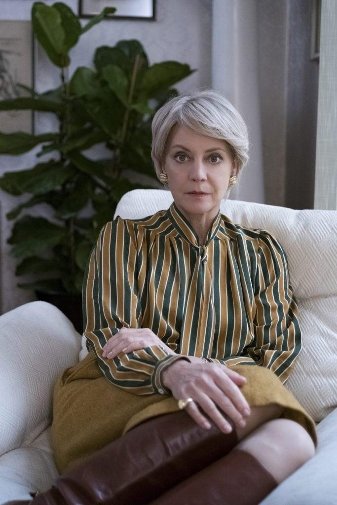 Margherita Buy nei panni di Rita Pasini