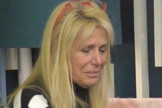 "Maria Teresa Ruta piange a causa di Stefania Orlando: ""Mi hai offeso"""