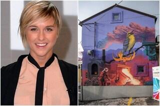 """Un murale per Nadia Toffa a Trieste: """"Con il suo impegno ha aiutato la città"""""""