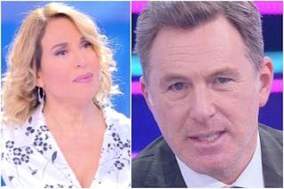 """Barbara D'Urso contro Filippo Nardi, lui: """"Minacce a mio figlio più gravi delle parole sulla Ruta"""""""