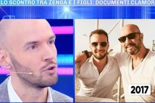 """Nicolò Zenga sul padre Walter Zenga: """"Non voglio gettare fango, ma lui non c'è stato"""""""