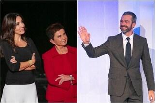 Sabrina Ferilli, la madre Ida e Luca Argentero ospiti della prima puntata di C'è posta per te 2021
