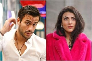 """GFVip, urla fuori dalla casa per Pierpaolo: """"Giulia Salemi è fidanzata con Alessio"""""""