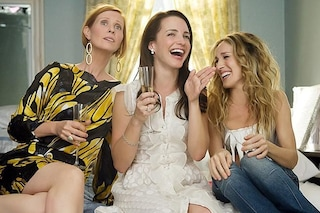 Nuova serie tratta da Sex and the City. Tornano Carrie, Miranda e Charlotte senza Samantha