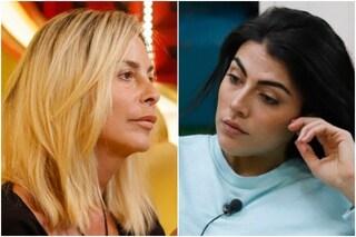 """Perché Stefania Orlando e Giulia Salemi hanno litigato al GF Vip: """"Mi fai sentire una stron*a"""""""