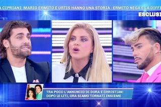 Francesca Cipriani racconta la verità sul presunto flirt tra Mario Ermito e Giacomo Urtis