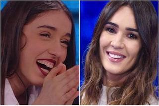 """La gaffe di Giulia ad Amici: """"Come si chiama la ragazza di Verissimo?"""", risponde Silvia Toffanin"""