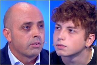 """Vincenzo vuole ritrovare il figlio Salvo, lui: """"Ho una patologia e non si è mai interessato"""""""
