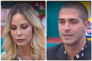 """GF Vip, Stefania Orlando: """"Tra me e Tommaso c'è affetto, non sto con lui perché è forte"""""""