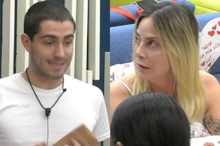 """Tommaso Zorzi e Stefania Orlando litigano per colpa di Dayane Mello: """"Mi sorprendi negativamente"""""""