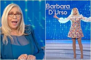 """Vincenzo De Lucia imita Barbara D'Urso e fa impazzire Mara Venier: """"Ti faccio fare il 90% di share"""""""