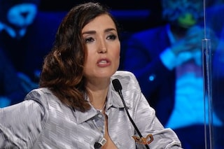 """Caterina Balivo e la rinascita con Il cantante mascherato: """"Milly Carlucci è la mia madrina"""""""
