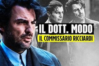 """Il commissario Ricciardi, Enrico Ianniello è il dott. Modo: """"I fascisti sono ancora tra noi"""""""
