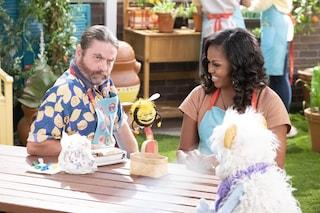 Il trailer di Waffles and Mochi, la nuova serie Netflix con Michelle Obama