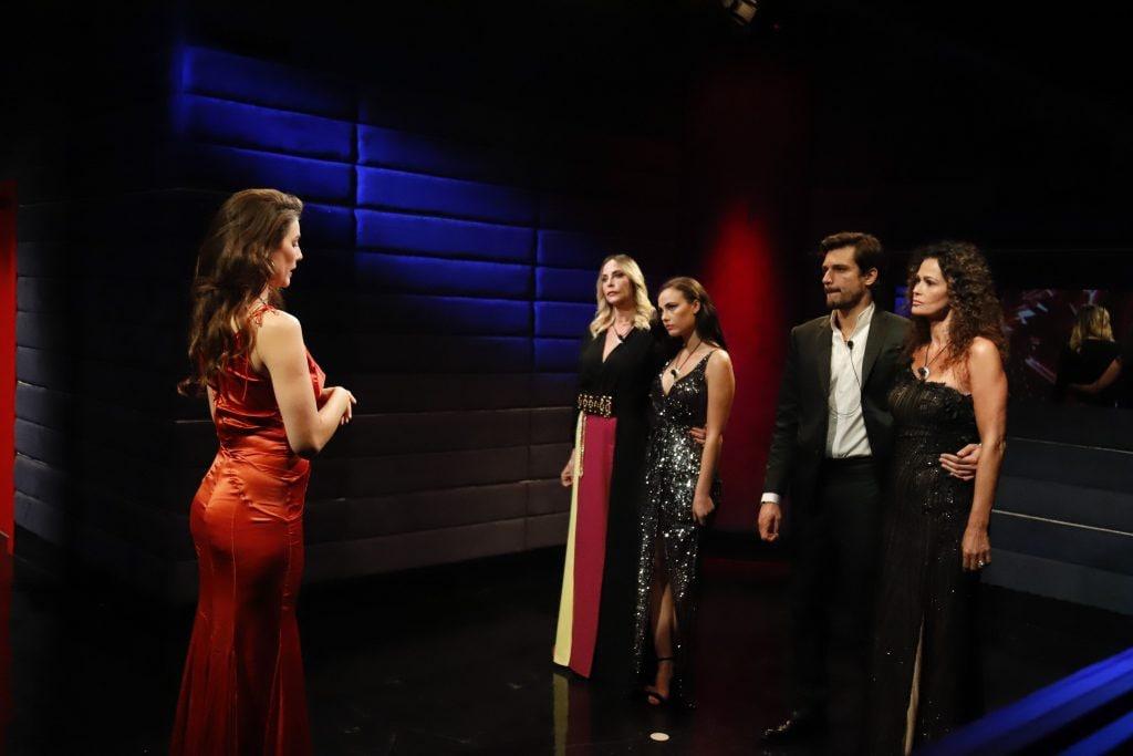 Dayane manda Rosalinda al televoto. Per gentile concessione dell'ufficio stampa Endemol Shine Italy