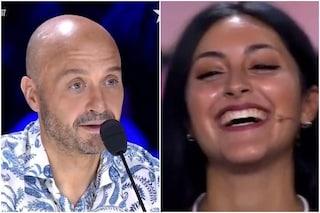 Miriam Landi da TikTok a Italia's Got Talent, lezioni di napoletano a Bastianich tutte da ridere