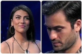 """GF Vip, Pierpaolo Pretelli a Giulia Salemi: """"Io e lei siamo una squadra, mi sono innamorato"""""""