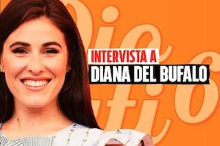 """Monica in Che Dio ci Aiuti 6, Diana Del Bufalo: """"A Sanremo come co-conduttrice? Ci andrei"""""""