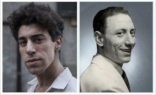 Il film su Renato Carosone il 21 marzo su Rai1, Eduardo Scarpetta interpreta il cantautore