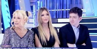 """Maria Teresa Ruta: """"Amedeo Goria affettuoso con me, lo evito per rispetto a Roberto"""""""