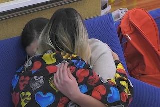 Rosalinda Cannavò in lacrime dopo il quasi bacio con Zenga, le parole sul fidanzato Giuliano