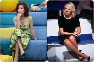 """Alda D'Eusanio: """"Maria De Filippi sempre in tv, non sa cos'è avere un figlio"""" e la regia stacca"""