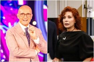 "Alfonso Signorini: ""Alda D'Eusanio una scheggia impazzita, mi dispiace per Laura Pausini"""
