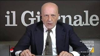 Alessandro Sallusti positivo al Covid