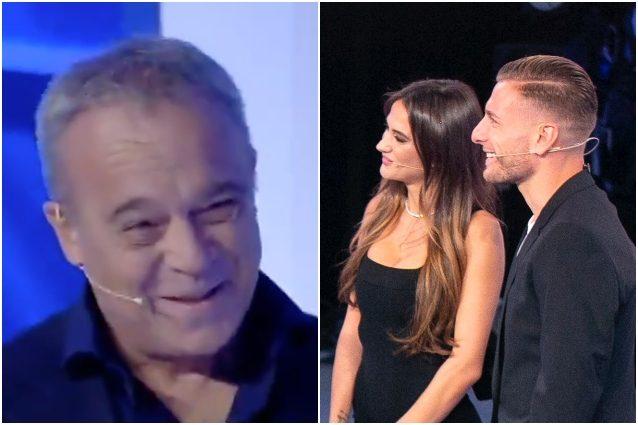 Claudio Amendola, Ciro Immobile e la moglie Jessica ospiti della quinta puntata di C'è posta per te