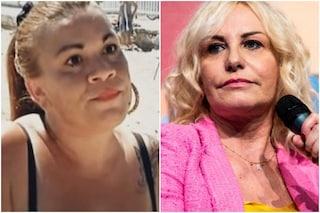 """Antonella Clerici: """"Assurdo e diseducativo dare spazio ad Angela da Mondello"""""""