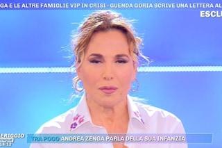 """Barbara D'Urso replica a Memo Remigi: """"Non tradì sua moglie con me, erano già separati"""""""