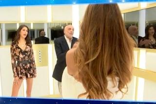 """Manuela Ferrera accusa Paolo Brosio: """"Mi hai guardato il sedere e hai fatto apprezzamenti"""""""
