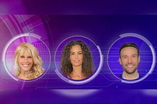 GfVip, sondaggio e voto: chi vuoi salvare tra Maria Teresa, Samantha e Andrea Zenga?