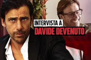 """Mina Settembre, Davide Devenuto: """"Serena Rossi baciava Giuseppe Zeno poi guardava me"""""""
