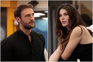 """Dayane Mello insulta Andrea Zenga: """"È uno sfigato"""", non gli perdona il bacio con Rosalinda"""