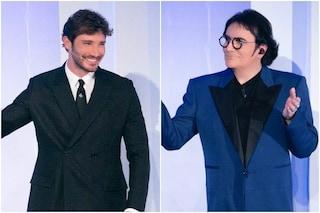 Stefano De Martino e Renato Zero ospiti della settima puntata di C'è posta per te 2021