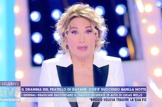 """Annunciato da Barbara D'Urso, Juliano Mello non si presenta a Live: """"Non vuole apparire più in tv"""""""